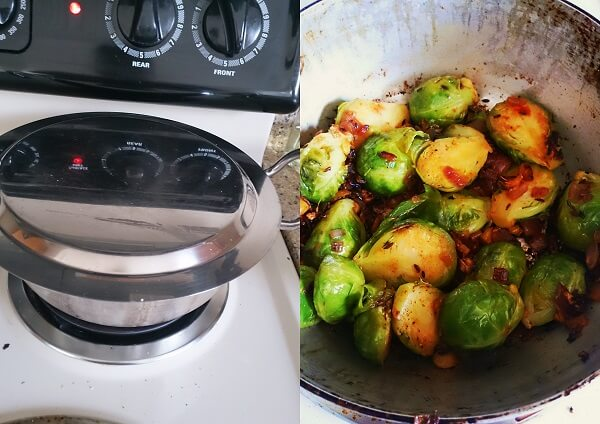 Brussel Sprout Stir Fry 3