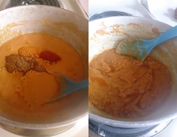Lauki Kofta Curry 5