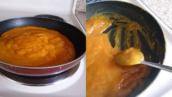 Mango Burfi 3