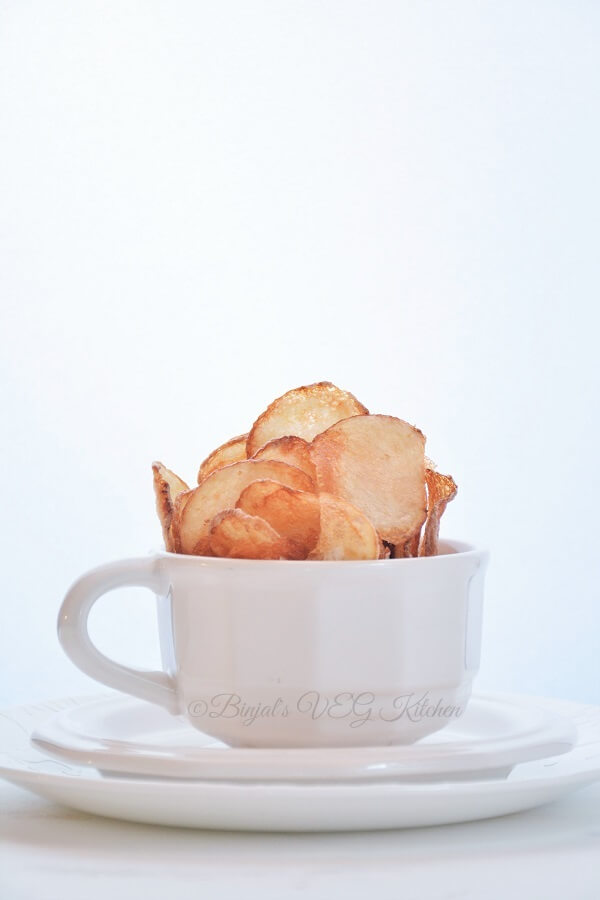 Potato Chips Photography