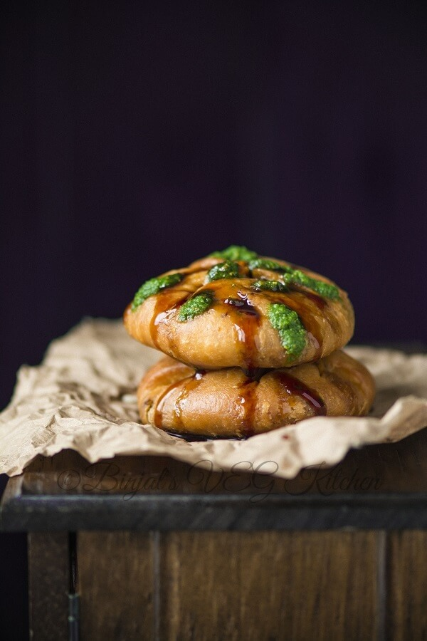 Matar Kachori Photography