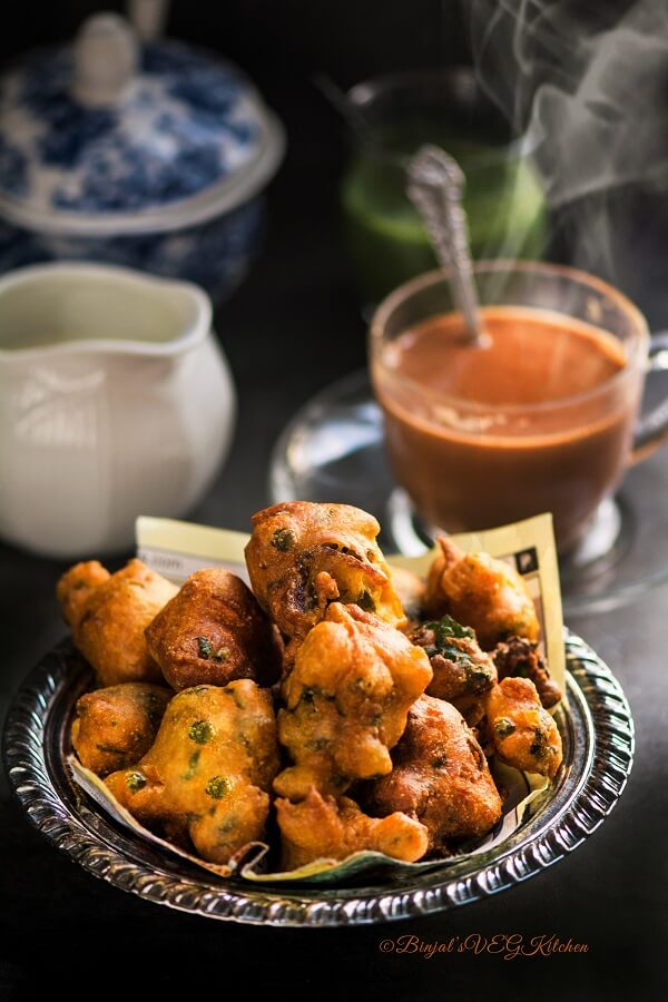 Mix Vegetable Pakora Photography