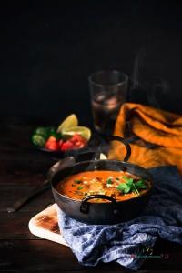 Mughlai Mushroom Malai
