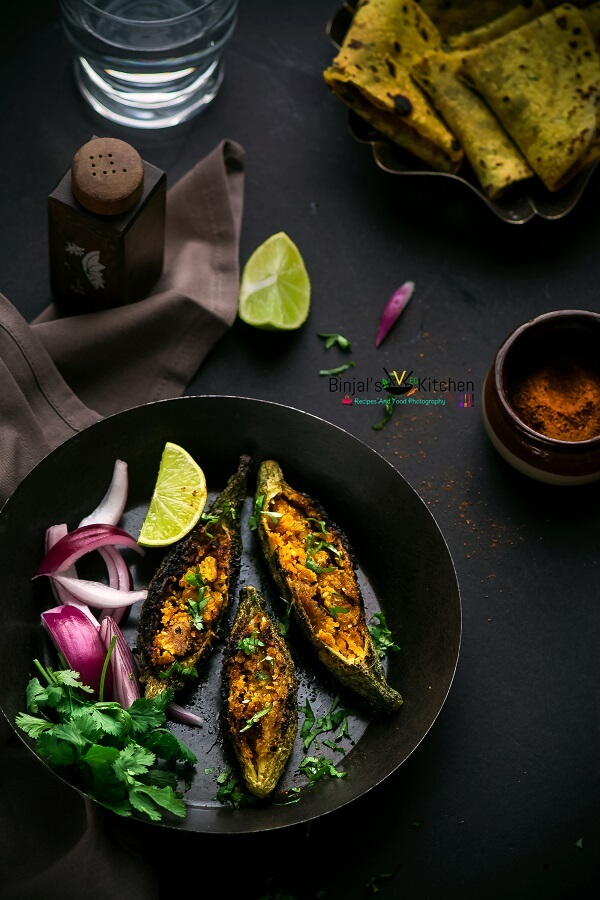 Stuffed Karela