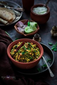 Lehsuni Methi Moongdal Recipe
