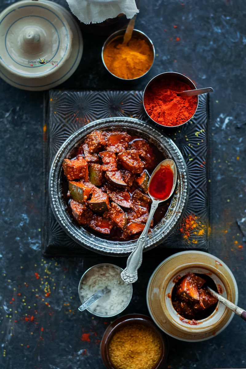 Gujarati Mango Pickle