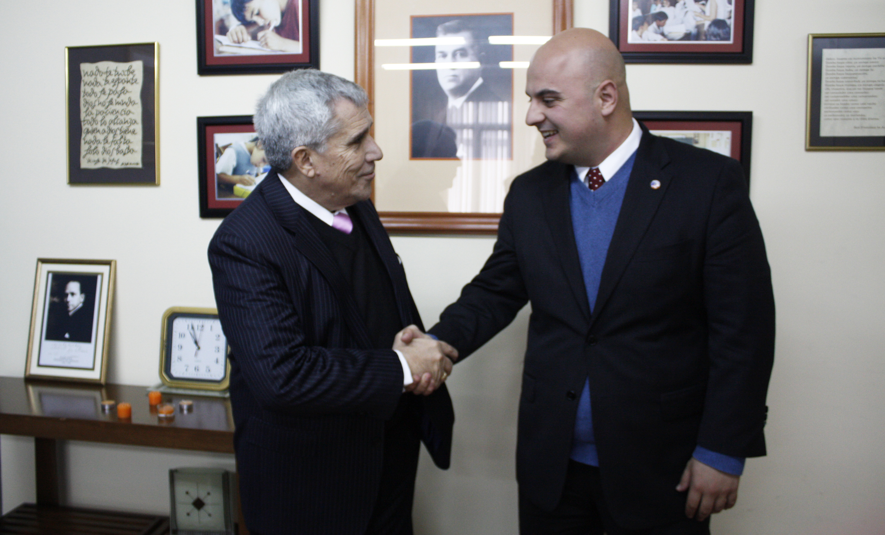 Peter & Horacio reunion 2, ph.2
