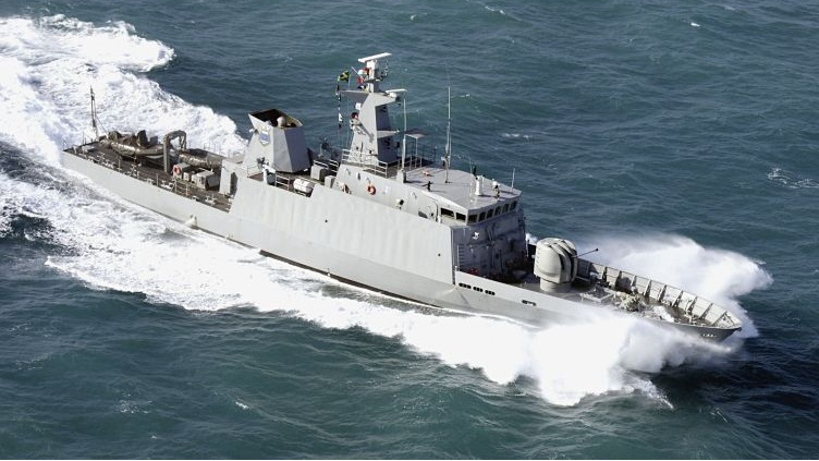 Angola and Brazil have signed an MoU covering the construction for Angola of seven Macaé-class patrol boats. Source: EMGEPRON. – Found in Janes.com Source: http://www.janes.com/article/42853/angola-lines-up-seven-new-patrol-boats-with-brazil