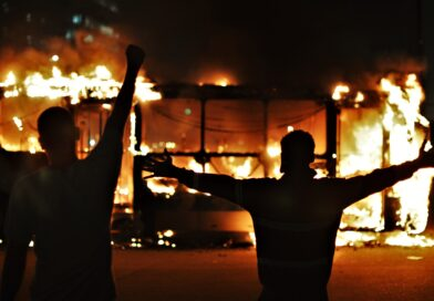 Fire, the Right to Breathe, and the Aesthetics of Protest in the Americas