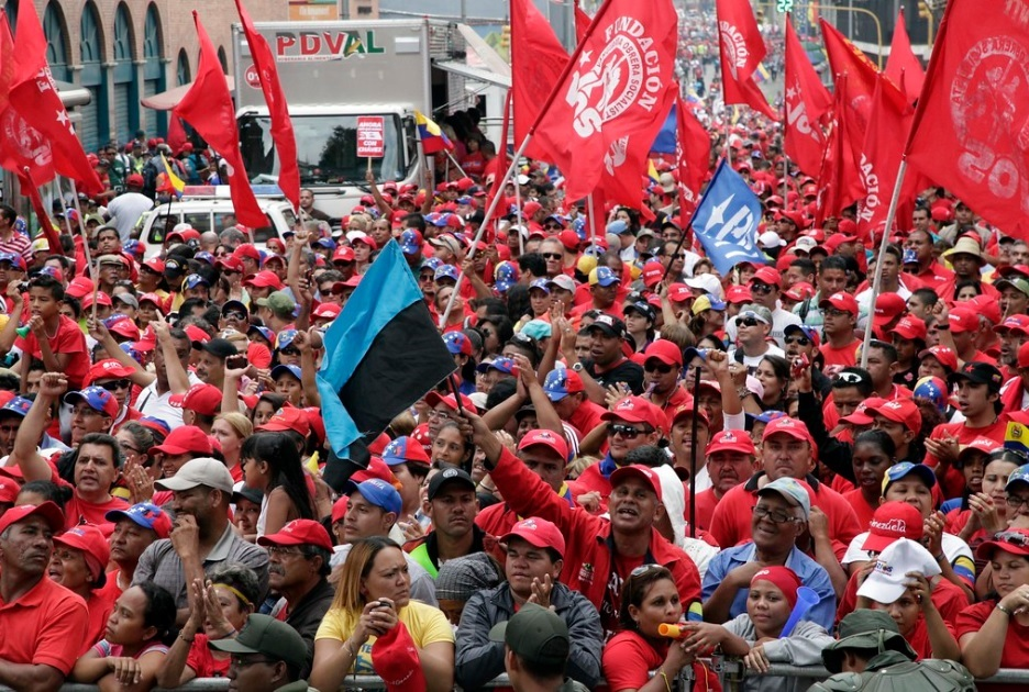 WOLA's David Smilde Advocates a more Efficient Regime Change Strategy against Venezuela