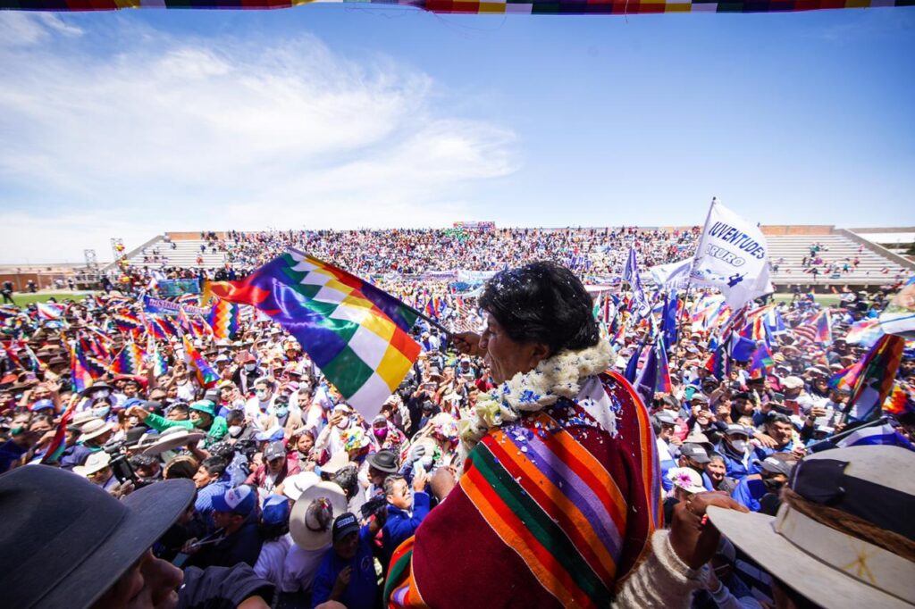 "Bolivia and Necessary Self-Critique: ""It is not enough to have the government, we have to have people's power."""