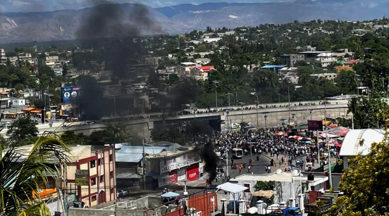 Haiti's Ongoing Struggle for Uninterrupted Democracy against International Interventionism
