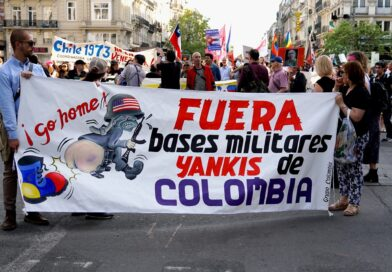 COHA Denounces Brutal Repression by Security Forces in Colombia