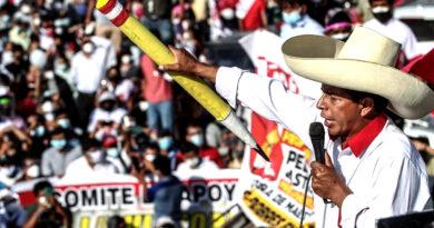 Conferencia de COHA   Pedro Castillo lidera una nueva agenda progresista para ganar la presidencia en Perú