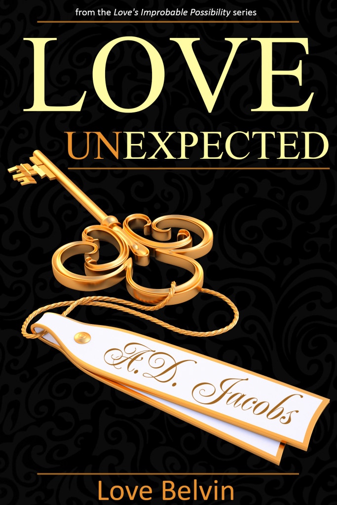 Book Cover: Love UnExpected