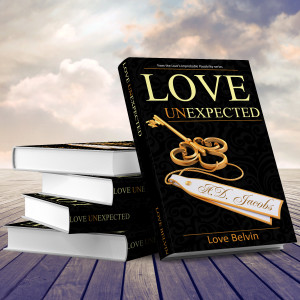 Love UnExpected Paperback Cover