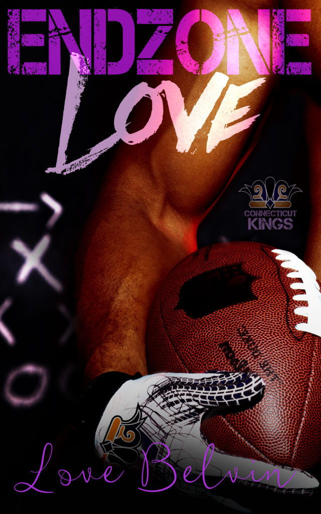 Book Cover: End Zone Love