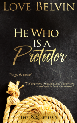 Book Cover: He Who Is a Protector
