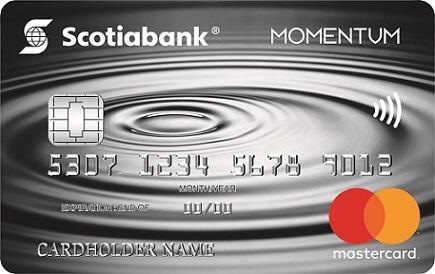 Scotia Momentum Mastercard Review