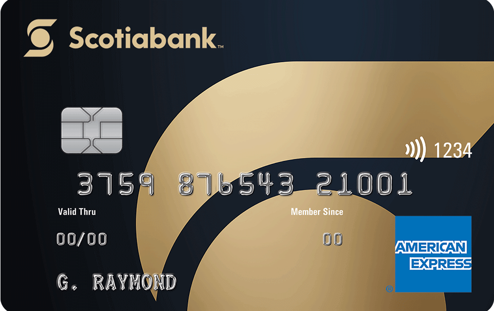 Scotiabank® Gold American Express® Credit Card Review