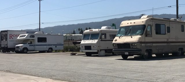 Gilroy All Storage RV and Boat storage
