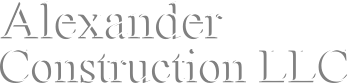 Alexander Construction LLC
