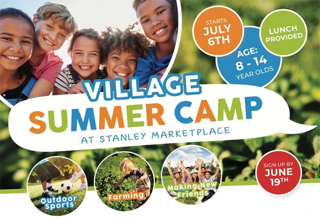 Village Summer Camp Program
