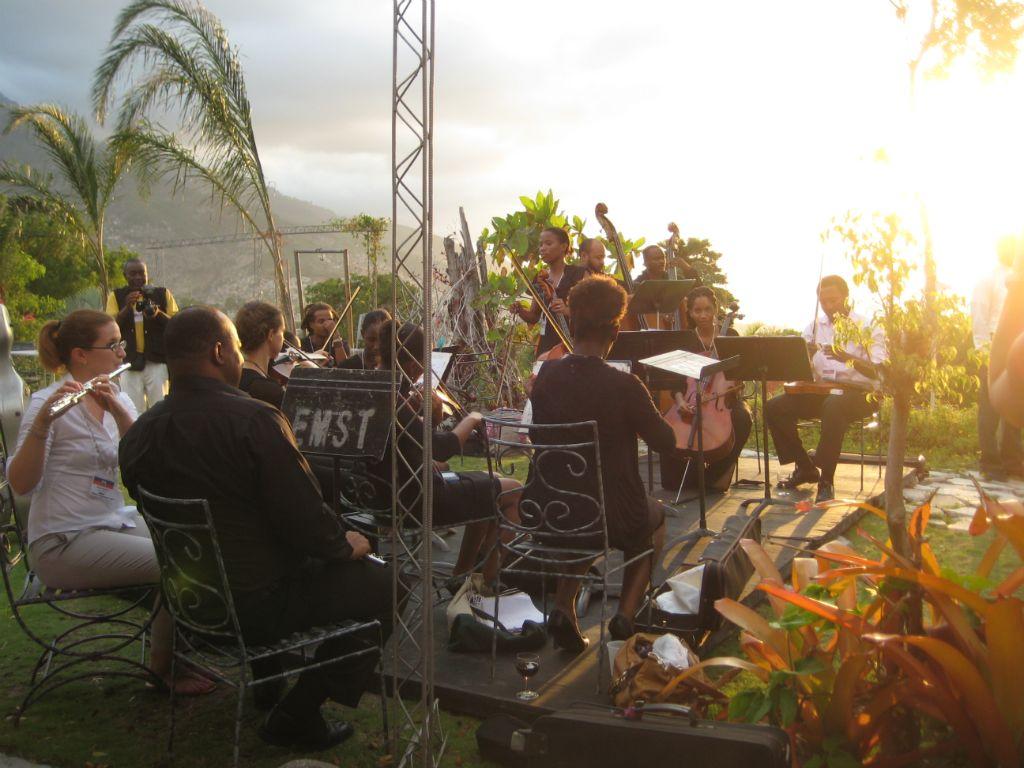 Holy Trinity Orchestra at Reception