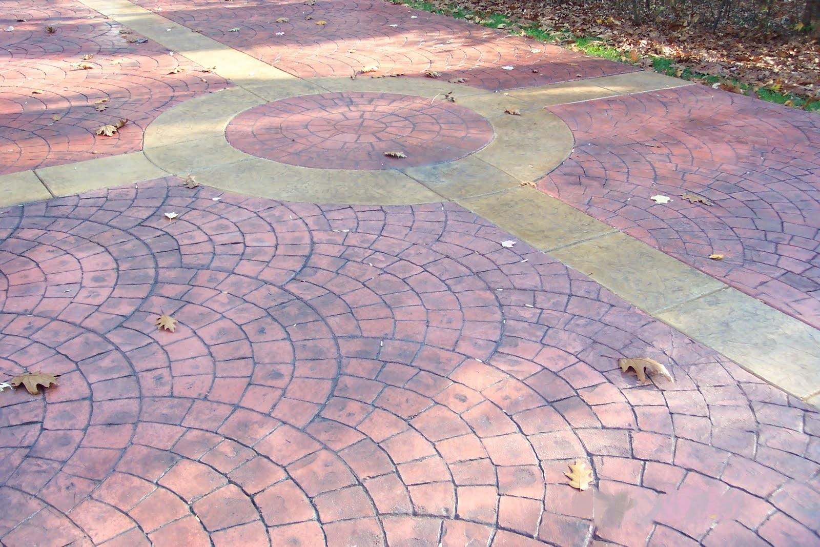stamped concrete raleigh durham