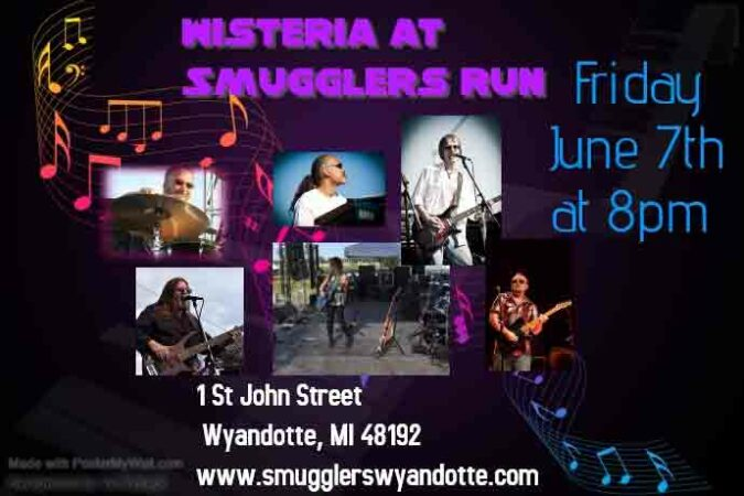 Wisteria @ Smugglers Run on the River & Tiki Bar