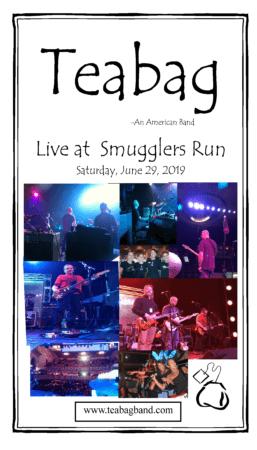 Teabag @ Smugglers Run on the River & Tiki Bar