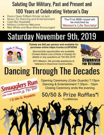 Dancing Through The Decades @ Smugglers Run on the River & Tiki Bar