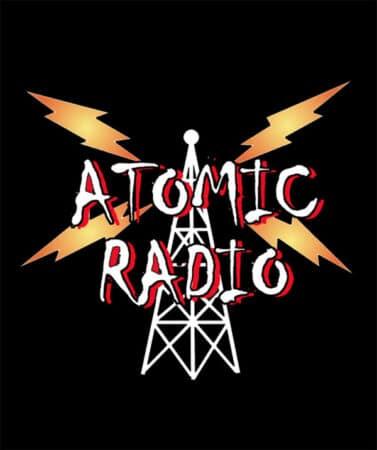 Atomic Radio Band Poster