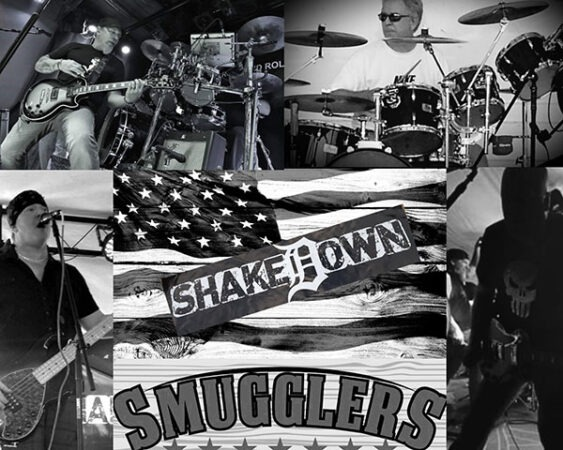 Shakedown @ Smugglers Run on the River & Tiki Bar