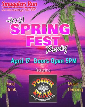 2021 Spring Fest @ Smugglers Run on the River & Tiki Bar