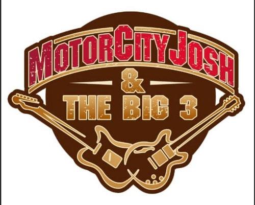 Motor City Josh & The Big Three @ Smugglers Run on the River & Tiki Bar