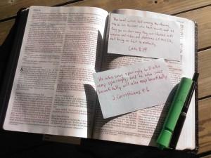 biblewithhighlighter