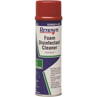Renown 19 oz. Foam Disinfectant Cleaner Aerosol (Case of 12)