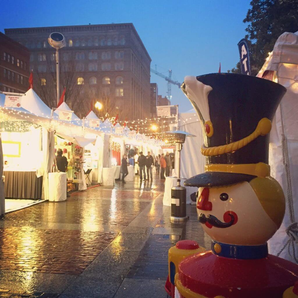 Downtown Holiday Market, Washington DC