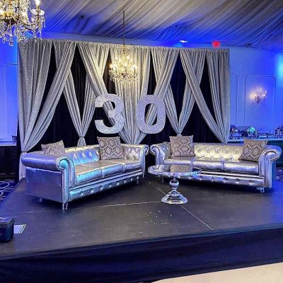 TRENDY LOUNGE DECOR IDEAS FOR YOUR PARTY VENUE