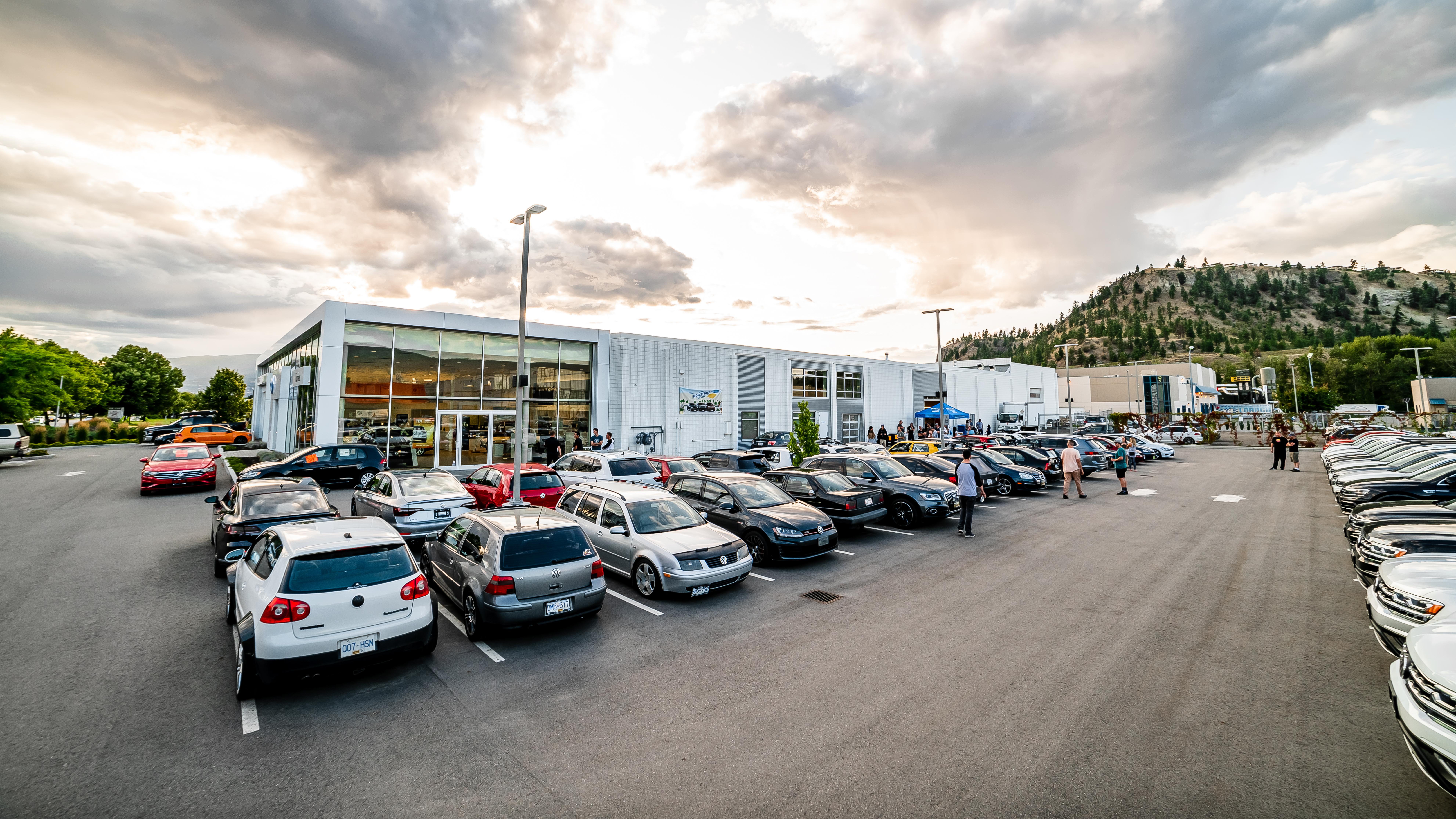 Okanagan car show