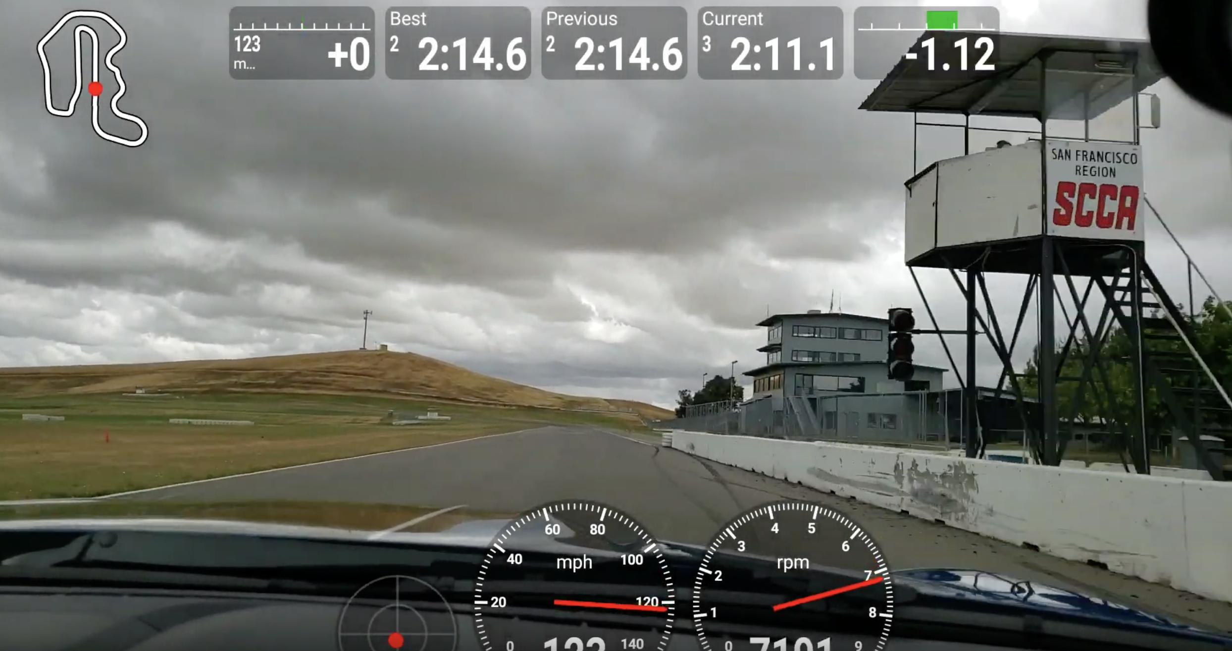 Spring Sprint 2019 – 2017 GT350