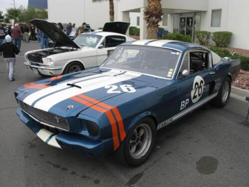 GT350 - Shelby American Mtrs - Las Vegas NV