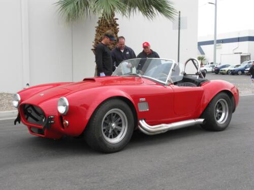 427 - Shelby American Mtrs - Las Vegas NV