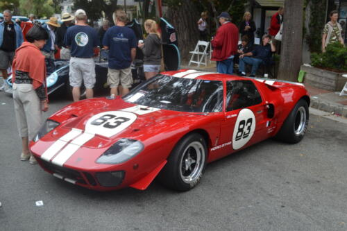 Ford GT40 - Concours on the Avenue - Carmel CA