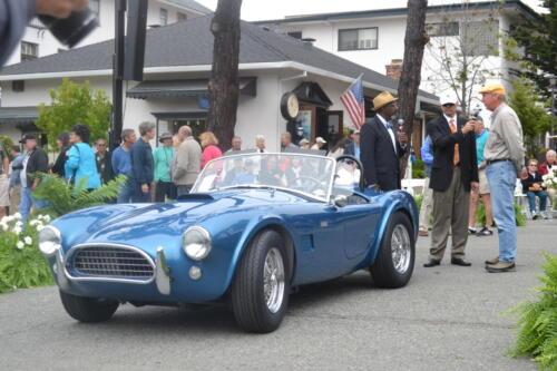 289 / Donald Osborne - Concours on the Avenue - Carmel CA