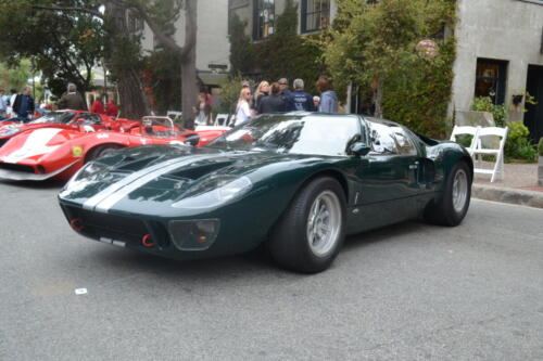 GT40 - Concours on the Avenue - Carmel CA