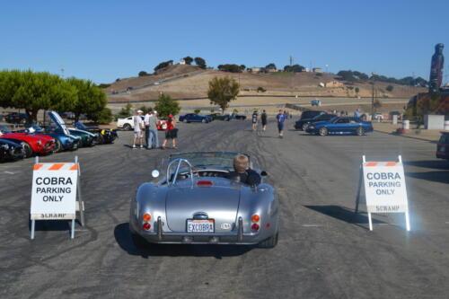 EXCOBRA - Laguna Seca Raceway - Monterey CA