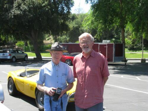Lynn Park - NHRA Museum - Pomona CA