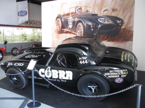 289 Drag Pack - NHRA Museum - Pomona CA